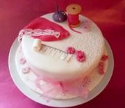 sewing cake fashion15F