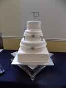 Wedding Cake Order!