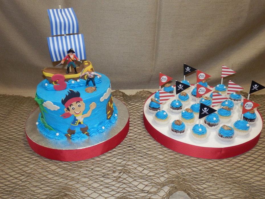 Jake & the Neverlands Pirates Celebration