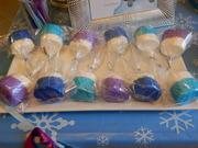 Frozen Marshmallow Pops