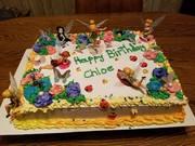 choles 10th birthday cake Sept. 2016