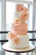 Phoenix Sweets - Four Tiers Wedding Cake