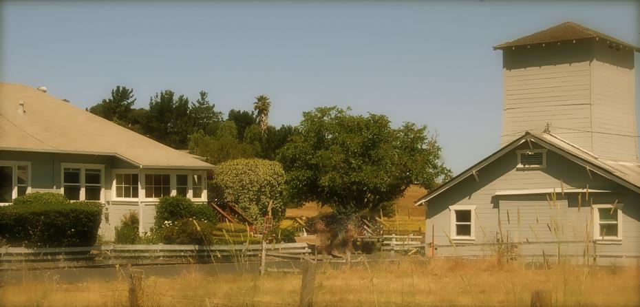 School Street Farm Antique