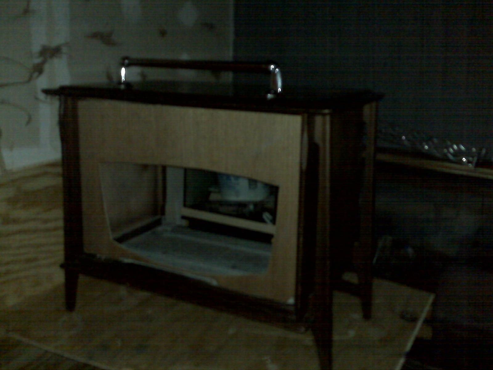 Cabinet for model 2.1