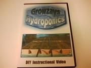 Growzay's Aquaponics Instructional DVD