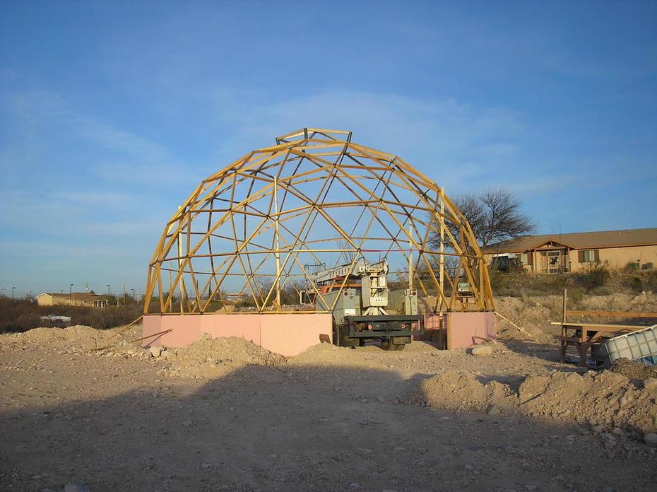 complete dome no cover