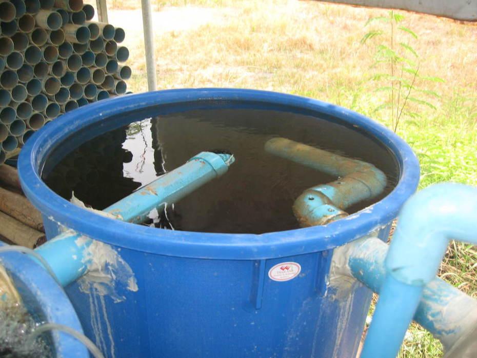 Radial Settlement tank