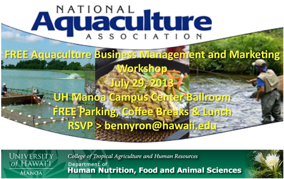 FREE AquacultureBusinessMarketingWorkshop1