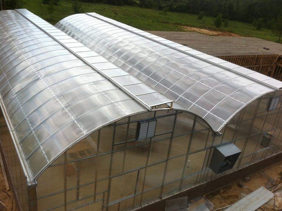 60x100 Greenhouse