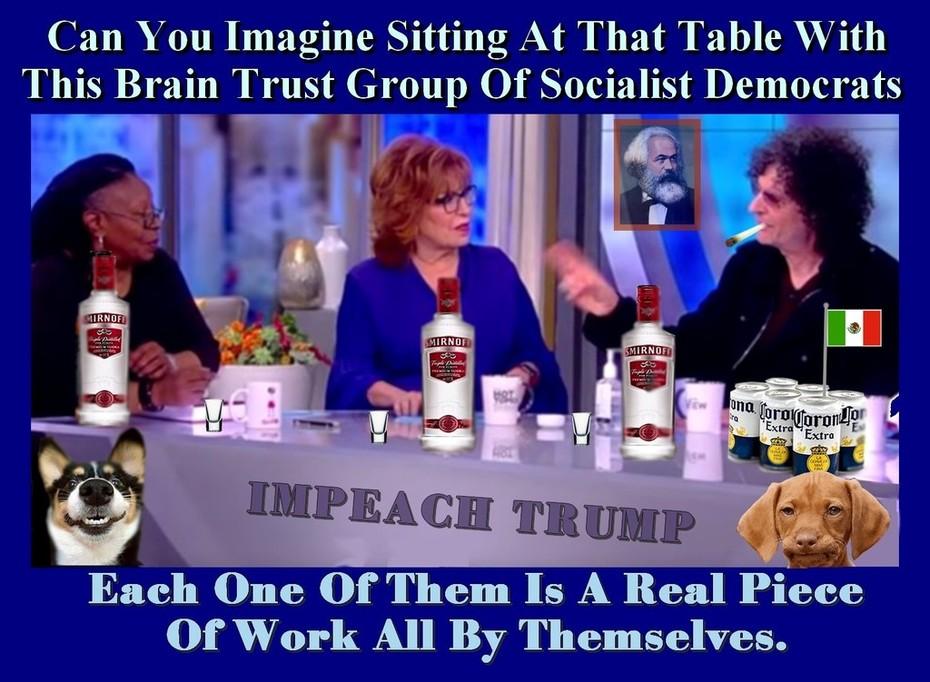 Whoopie Joy Behar And Howard Stern