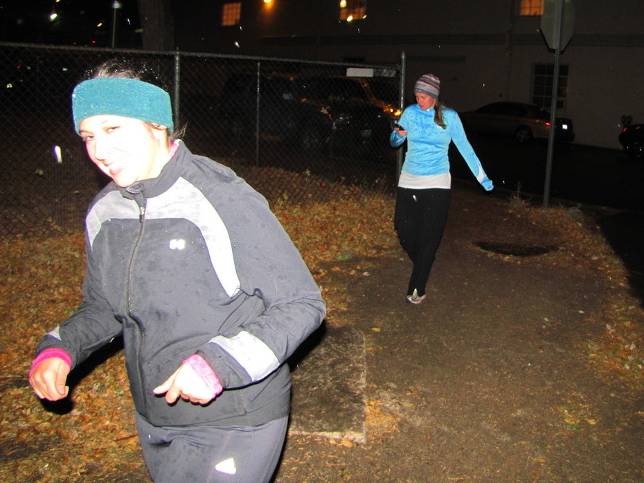 Jack Quinn's Running Club, Nov. 9