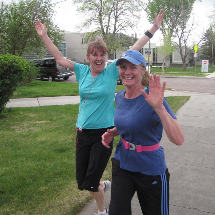 Jack Quinn's Running Club, May 10