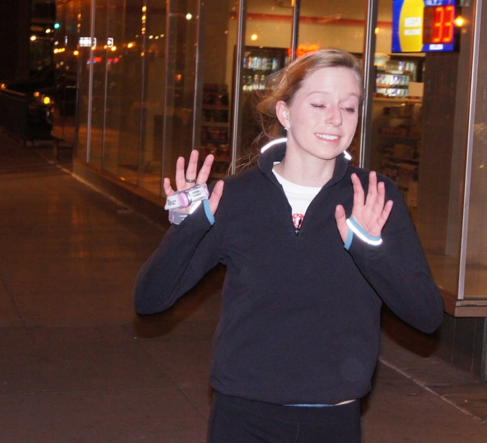 Jack Quinn's Running Club, Jan. 10