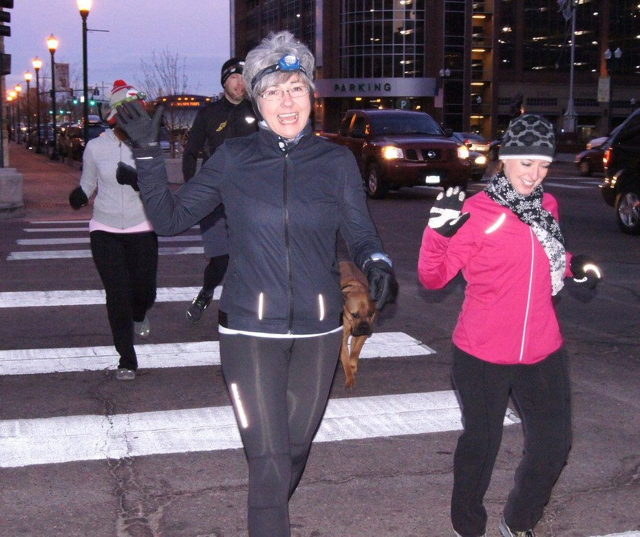 Jack Quinn's Running Club, Jan. 24