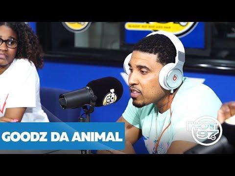 GOODZ DA ANIMAL | FUNK FLEX | #Freestyle124
