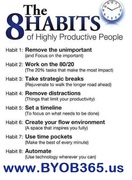 8 Habits Of Highly Important People