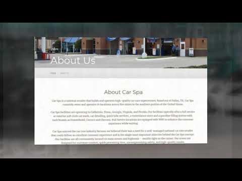Self Service Car Wash - Plano Texas Car Wash - Best Car Wash in Plano TX