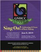 Sing On! GNHCC Spring Concert