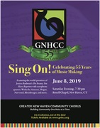 Sing On! GNHCC Spring Concert