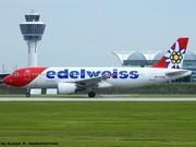 HB-IHX Edelweiss Air Airbus A320-214 EDDM