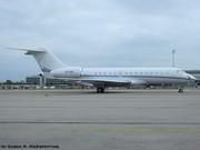 VH-IQR Execujet Australia Bombardier BD-700-1A10 Global Express EDDM