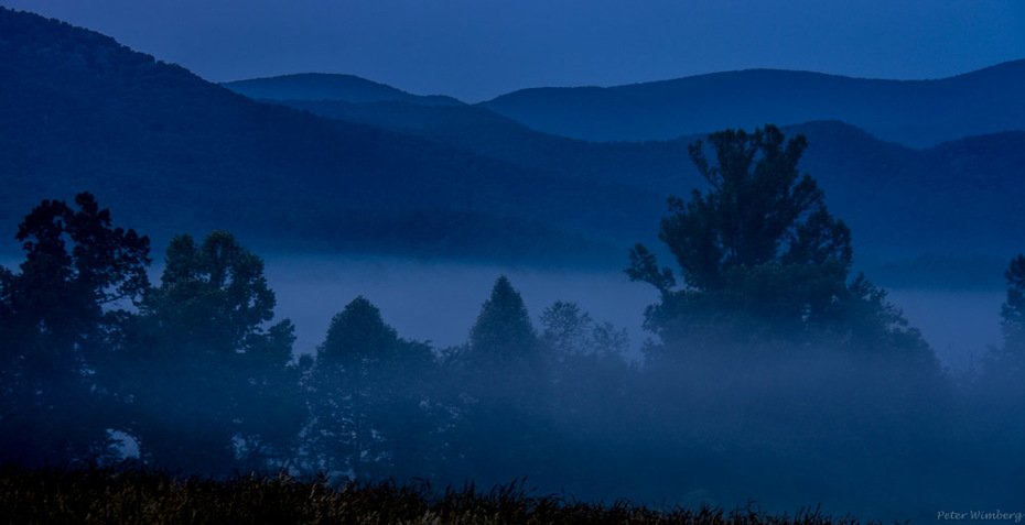 June 1 2019, Dawn in Cades Cove