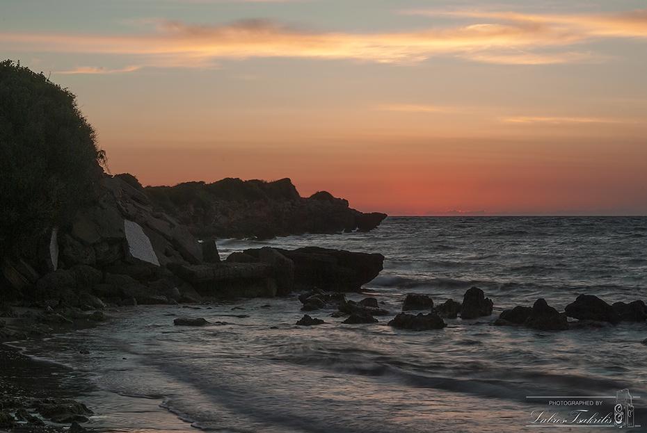 Ηλιοβασίλεμα στο Λεβεντοχώρι