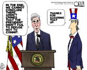 Mueller Not Not Guilty