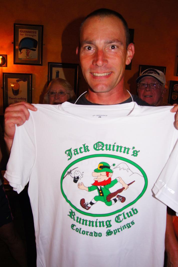 Jack Quinn's Running Club attracting big numbers