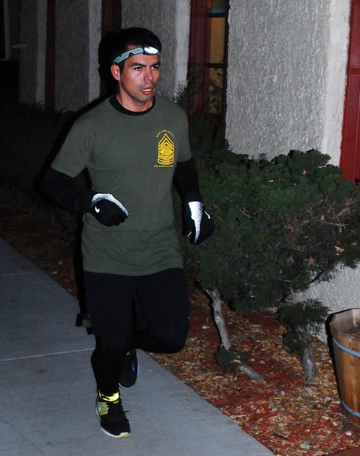 Jack Quinn's Running Club, Dec. 4, 2012
