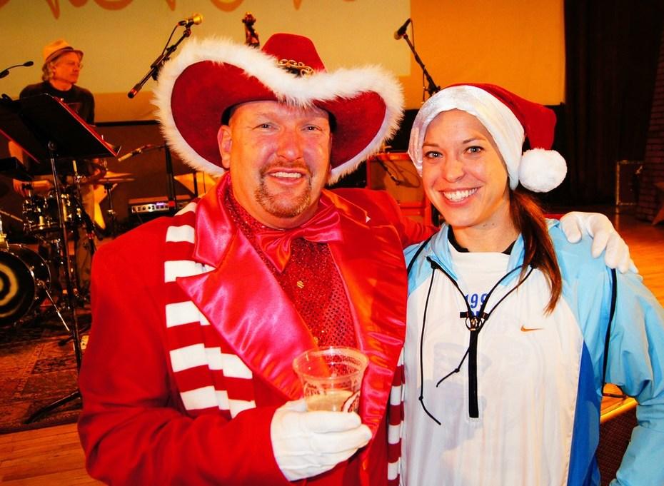 The PikesPeakSports.us Jack Quinn's Running Club Christmas Bash