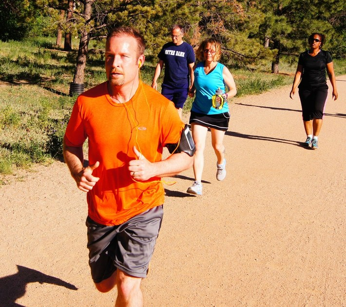 Jack Quinn's Running Club: The heat is on, Gallery 2