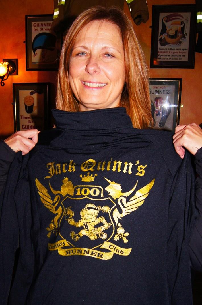 Jack Quinn's Running Club, Oct. 15
