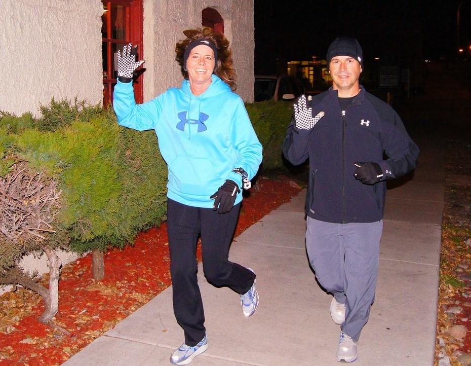 Jack Quinn's Running Club, Nov. 12