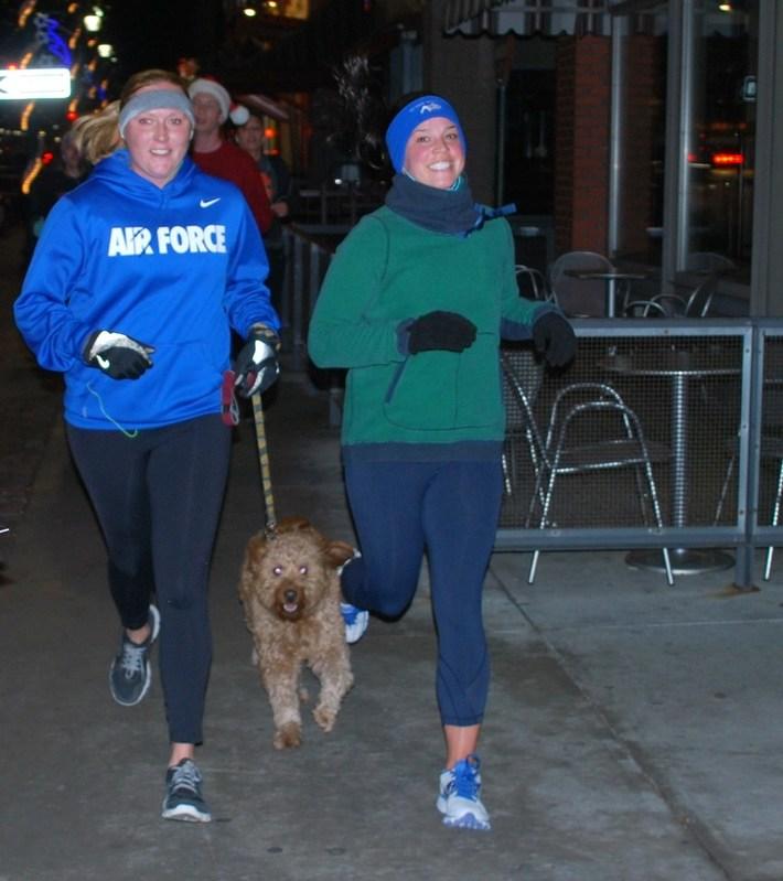 Jak Quinn's Running Club, Dec. 3