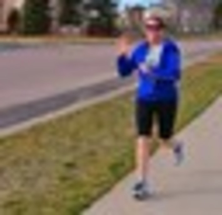 Jack Quinn's Running Club takes a field trip