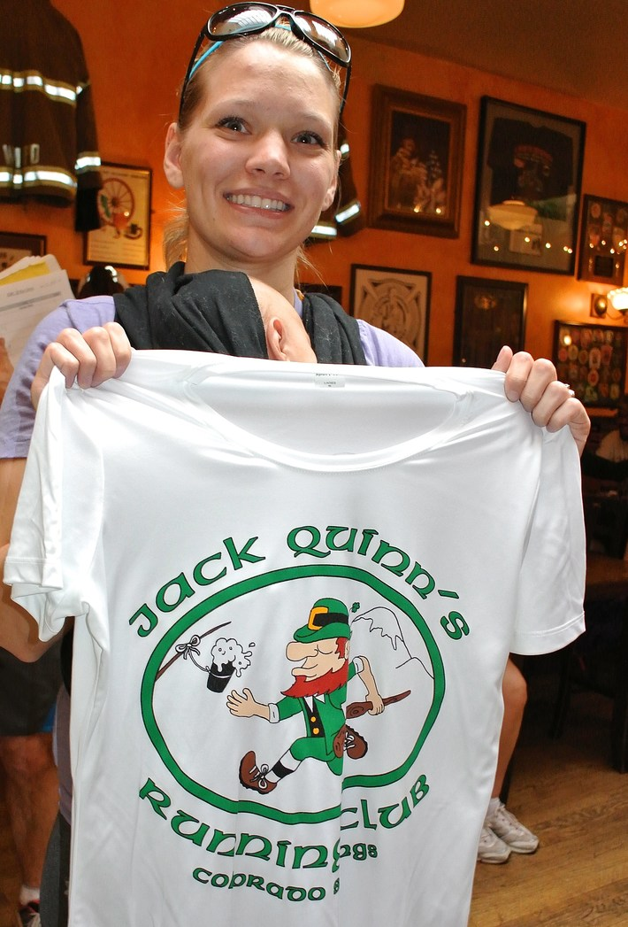 Jack Quinn's Running Club, April 22, Gallery 1