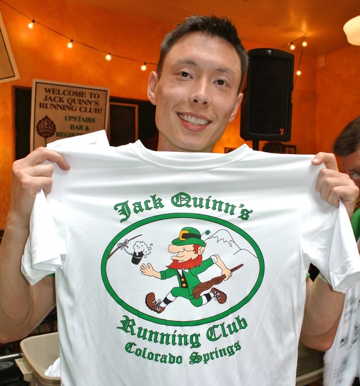 Jack Quinn's Running Club, April 22, Gallery 1