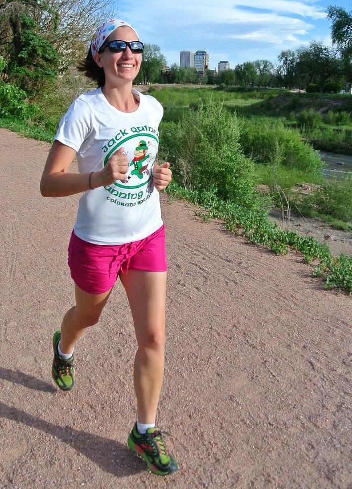 Jack Quinn's Running Club celebrates eighth anniverary