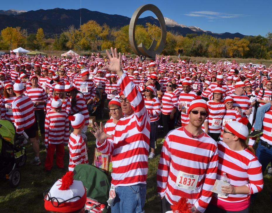 Waldo Waldo 5K