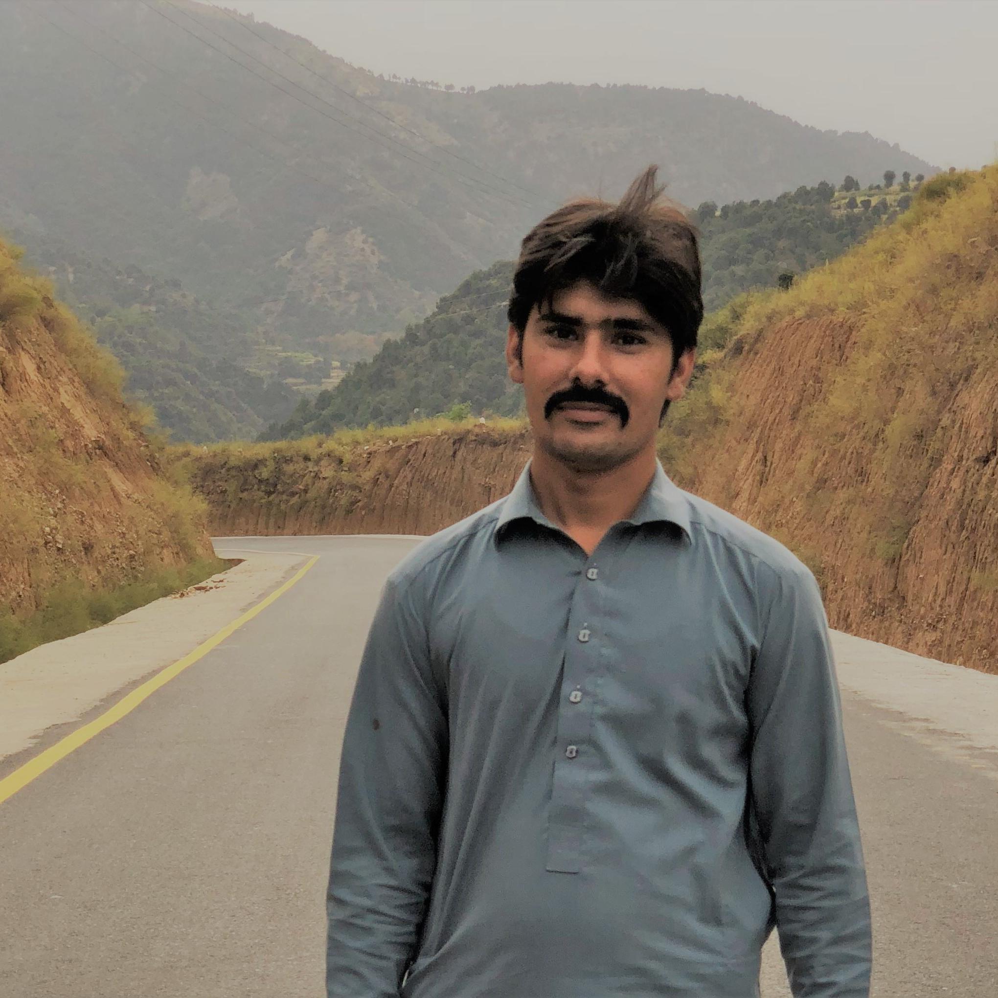 Qaisar Ayaz Khan (BSCS 3rd)