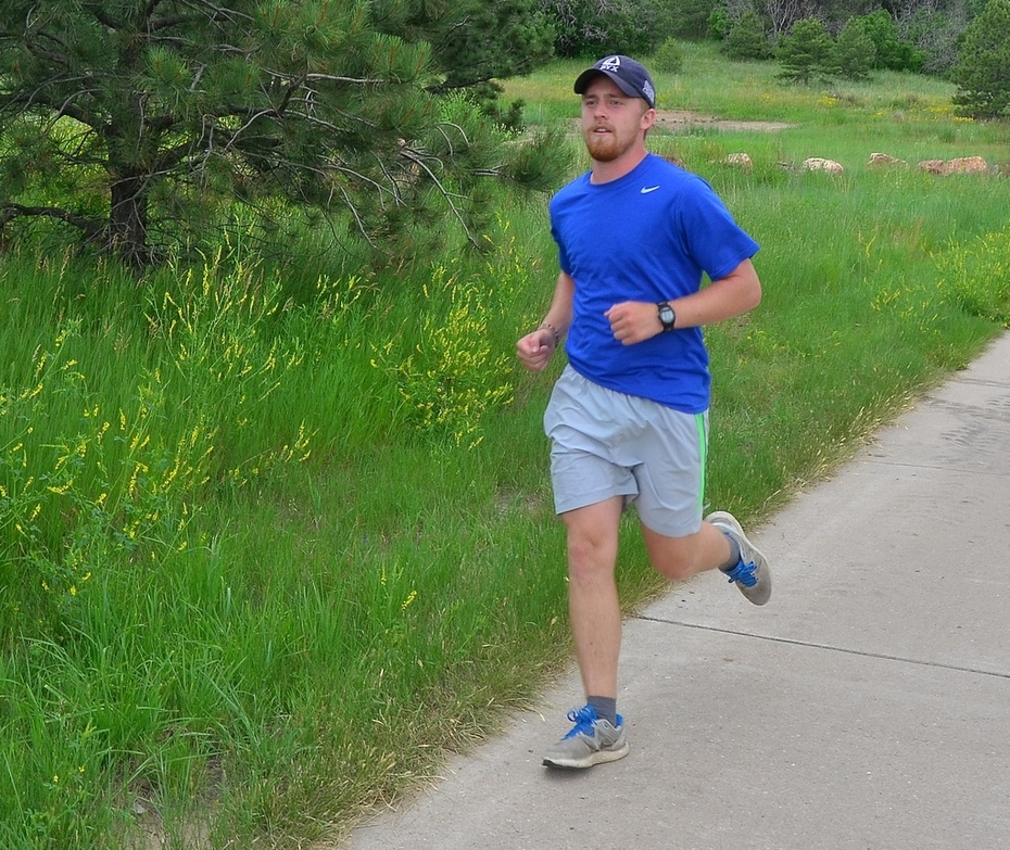 Jack Quinn's Running Club, Boulder Running Company field trip