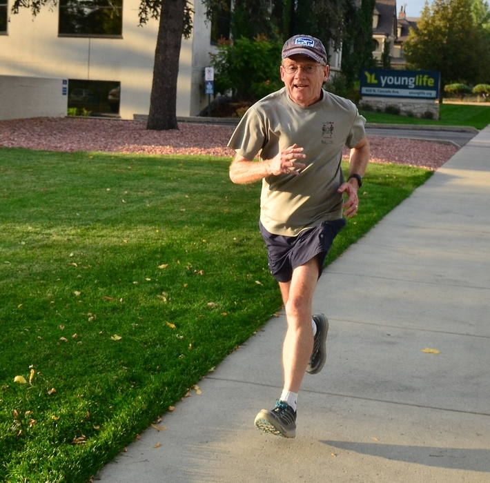 Jack Quinn's Running Club, Sept. 29