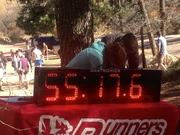 Canya Canon 4 Mile Trail Race - November 8 2015