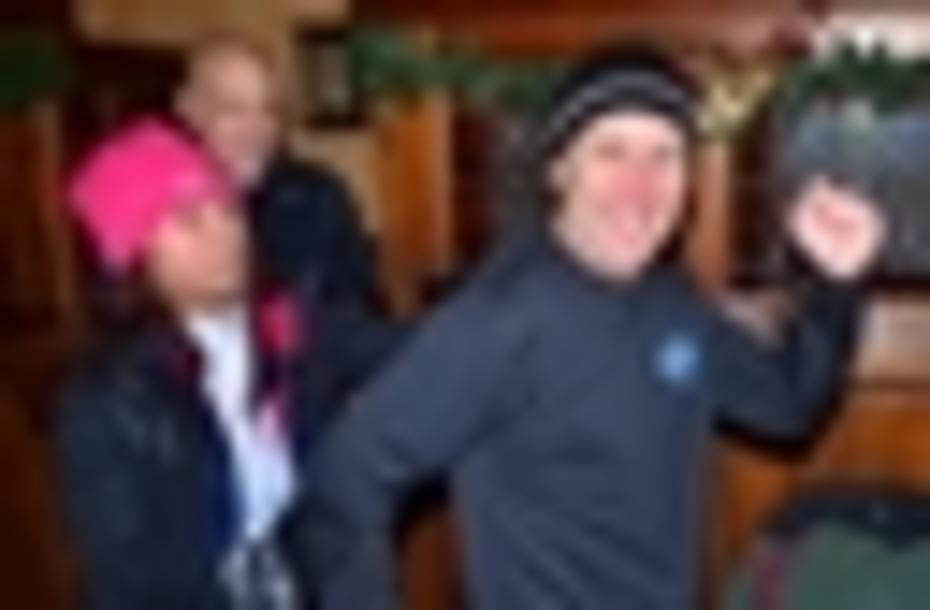 Jack Quinn's Running Club: Last run of 2015