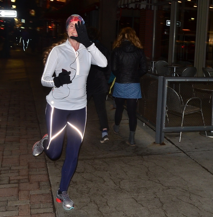 Jack Quinn's Running Club, Jan. 26, 2016