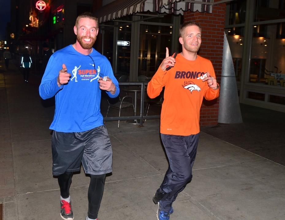 Jack Quinn's Running Club, March 1