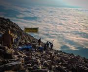Pikes Peak Summit Volunteers
