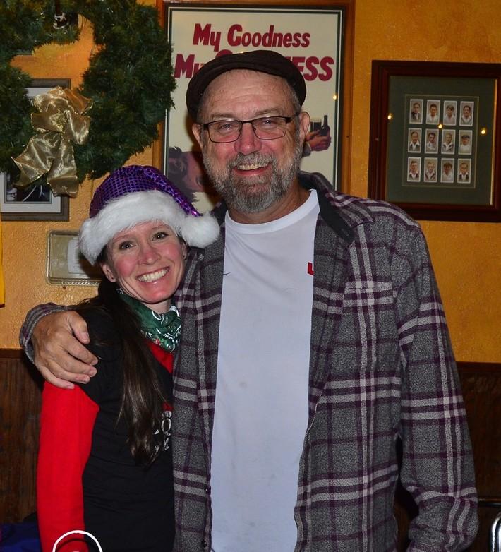 Jack Quinn's Running Club, Dec. 20
