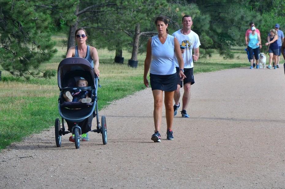 Jack Quinn's Running Club, June 27